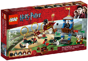 LEGO - Harry Potter - Quidditch Match[4737]