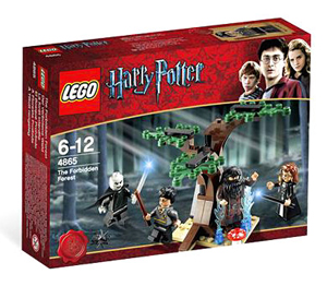 LEGO - Harry Potter - The Forbidden Forest 4865