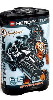 LEGO Hero Factory Jimi Stringer (Black) 7170