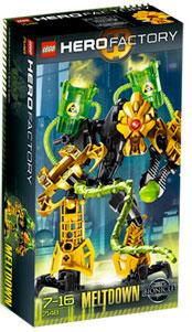 LEGO Hero Factory Meltdown (Yellow) 7148