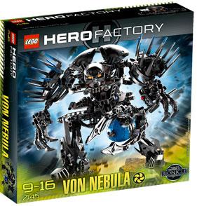 LEGO Hero Factory Von Nebula 7145