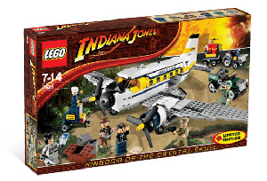 LEGO - Indiana Jones Limited Edition Set - Peril In Peru[7628]