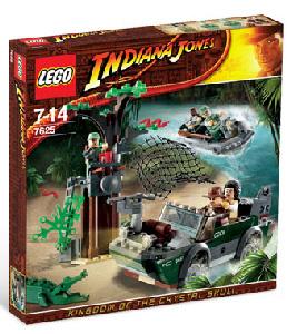 LEGO - Indiana Jones River Chase[7625]