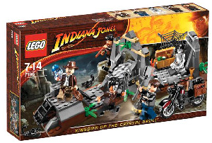 LEGO - Indiana Jones Chauchilla Cemetery Battle[7196]