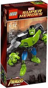 LEGO Marvel Super Heroes - Hulk Ultrabuild 4530