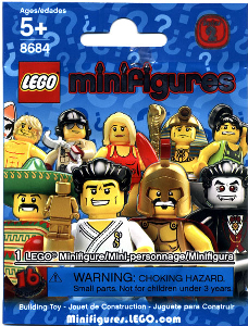 LEGO Minifigure Series 2 Mystery Bag Pack
