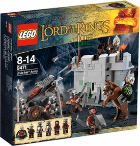 LEGO - LOTR Urak-Hai Army - 9471