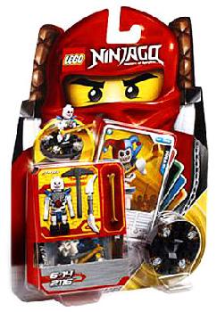 LEGO Ninjago - Krazi - 2116