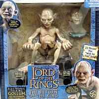 12 Inch Talking Gollum