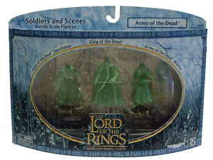 LOTR AOME 3-inch: Army of the Dead