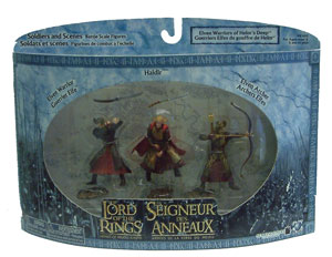 LOTR 3-inch: Elven Warriors of Helms Deep