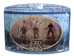 LOTR 3-inch: Marching to Mordor