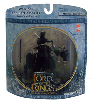 LOTR 3-inch: Mouth of Sauron