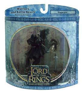 LOTR 3-inch: Ringwraith on Horse