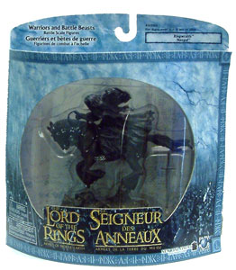LOTR 3-inch: Ringwraith Nasgul on Horse