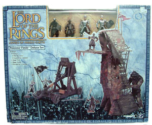 LOTR 3-inch: Pelennor Fields Deluxe Set