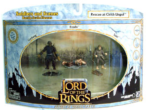 LOTR 3-inch: Rescue at Cirith Ungol