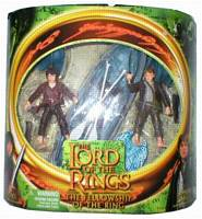 Frodo and Samwise Gamgee 2-Pack