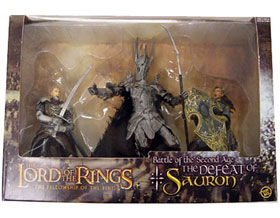 The Defeat of Sauron Gift Pack