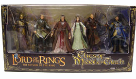 Elves of Middle Earth Gift Pack