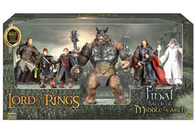 The Final Battle of Middle Earth Gift Pack