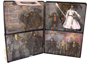LOTR Carry Case Collectors Edition Gift Pack