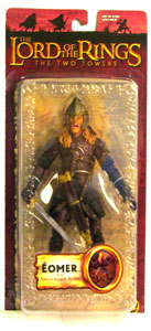 Two Towers Trilogy - Eomer with Sword Attack