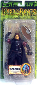 Boromir with Battle Attack Action - Green Fellowship