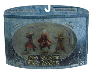 LOTR 3-inch: Elven Warriors of Helms Deep