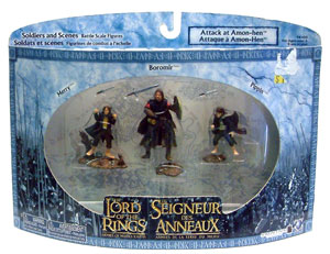 LOTR 3-inch: Attack at Amon-hen