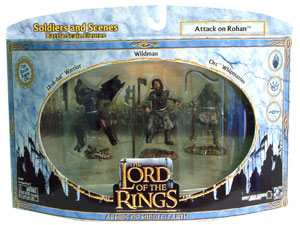 LOTR 3-inch: Attack on Rohan