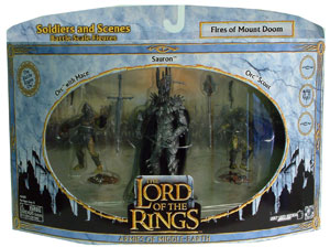 LOTR 3-inch: Fires of Mount Doom