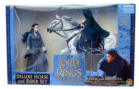 Re-Release Arwen with Horse