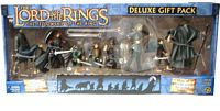 Blue Card LOTR 9 Figure GIFT PACK