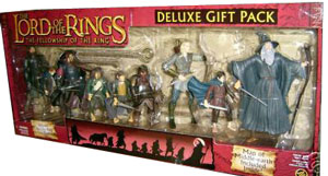 LOTR FOTR Red Deluxe Gift Pack