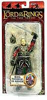 King Theoden In Armor