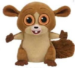 Madagascar 6-Inch Beanie: Mort