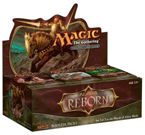 Magic The Gathering(MTG) Alara Reborn Booster Box