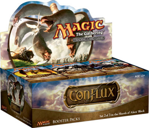 Magic The Gathering(MTG) Conflux Booster Box
