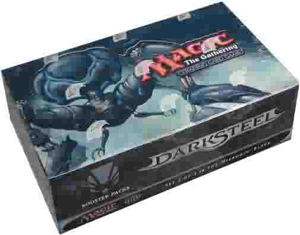 Magic The Gathering(MTG) Darksteel Booster Box