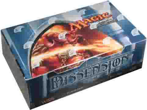 Magic The Gathering(MTG) Dissension Booster Box