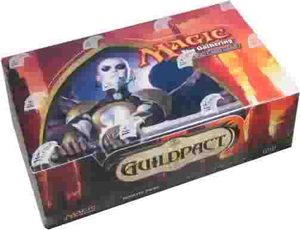 Magic The Gathering(MTG) Guildpact Booster Box