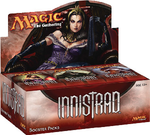 Magic The Gathering(MTG) Innistrad Booster Box SEALED CASE (6 - Box)