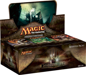 Magic The Gathering(MTG) Magic 2010(M10) Booster Box