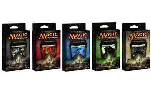 Magic The Gathering(MTG) Magic 2010(M10) Intro Pack - 5 Decks