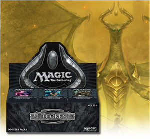 Magic The Gathering(MTG) M13 CORE Booster Box SEALED
