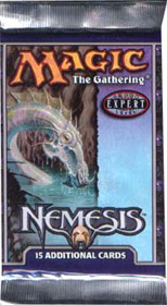 Magic The Gathering(MTG) Nemesis Booster Box