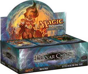 Magic The Gathering(MTG) Planar Chaos Booster Box