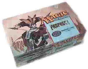 Magic The Gathering(MTG) Prophecy Booster Box