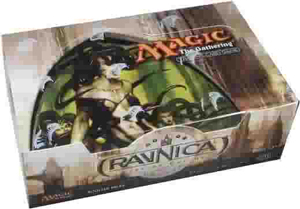 Magic The Gathering(MTG) Ravnica Booster Box